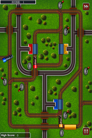Screenshot Addictive Railroads